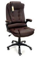 Fotel biurowy MANAGER z masażem