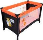 Kojec - łóżeczko turystyczne BASIC Orange
