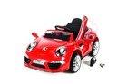 Pojazd akumulatorowy Carrera - czerwony