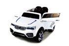 Pojazd elektryczny, na akumulator X7 - Biały