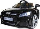 Pojazd akumulatorowy Audi TT RS na licencji