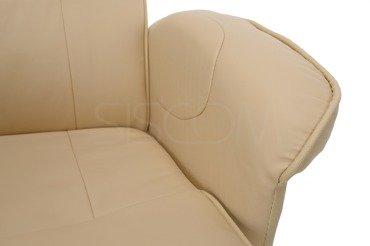 Fotel z masażem + puff z masażem