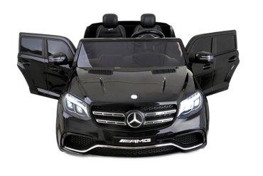 Mercedes Benz GLS 63 AMG na licencji
