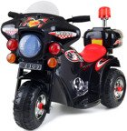 Motor elektryczny dla dzieci na akumulator POLICJA