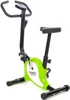 Rower treningowy mechaniczny Funfit Zielono-Czarny