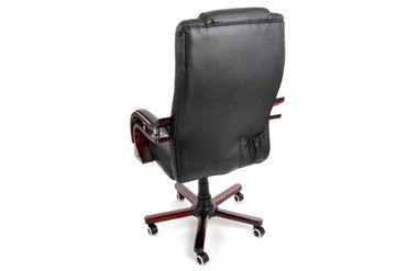 Fotel Biurowy Prezydent z masażem