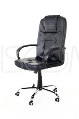Fotel biurowy ECO Senator II - czarny