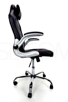 Fotel biurowy Sport czarny