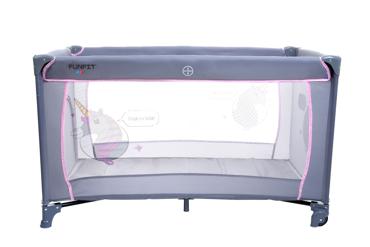 Kojec - łóżeczko turystyczne BASIC