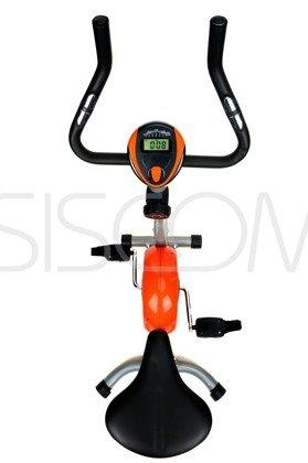 Rowerek Treningowy Magnetyczny - pomarańczowy