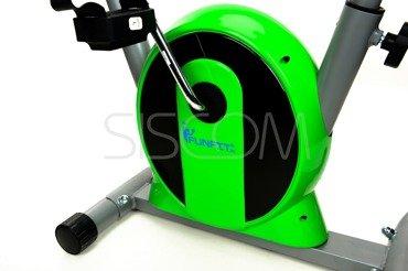 Rowerek Treningowy Magnetyczny - zielony