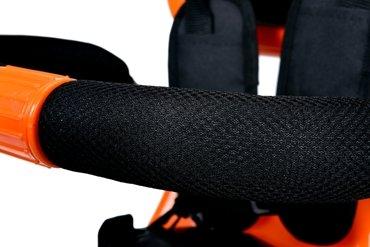 Rowerek Trójkołowy PATY BIKE PLUS - pomarańczowy