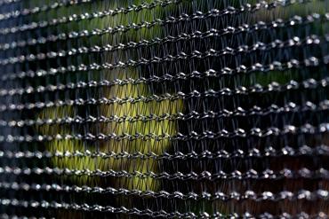 Trampolina ogrodowa dla dzieci 252cm z siatką zewnętrzną i drabinką